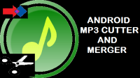 Cut Merge and Play MP3 songs Ringtone in Android