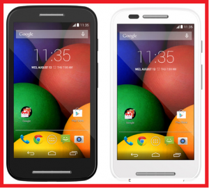 Motorola Moto E Specification and price