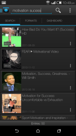 Download Android Dentex YouTube downloader