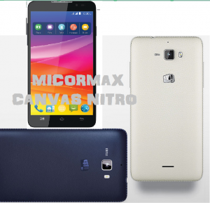 Micromax Canvas Nitro A310 Features Specification and Price