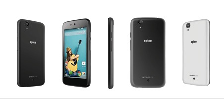 Spice Dream UNO Mi-498 Android One Features and Price