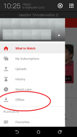 Download YouTube videos in Android and iPhone- Play Offline