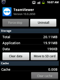 Move Apps to an SD Card on Android 4