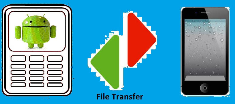 Top 5 File Transfer Apps for Android 1