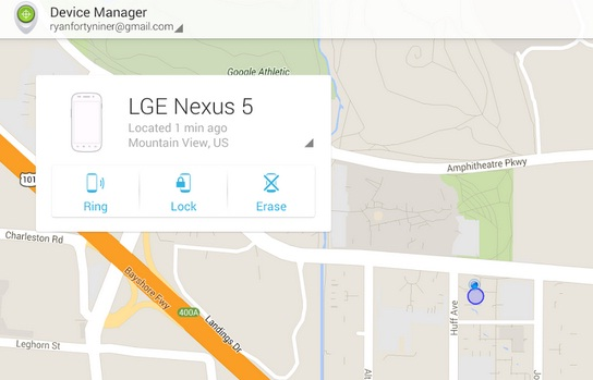 Different Ways to Track and Find Lost Android Mobile 1