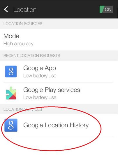 Different Ways to Track and Find Lost Android Mobile 4
