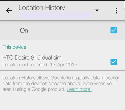 Different Ways to Track and Find Lost Android Mobile 5