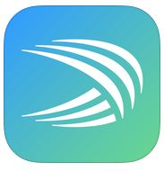 Swiftkey Keyboard for android and iPhone 1