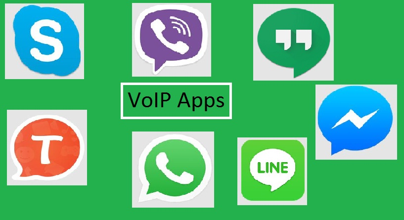 Widely Used VoIP Messenger Apps to make free calls over Internet 1
