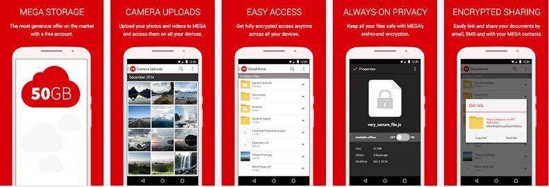 Best Android Backup App- Top 5 Cloud Storage App 8