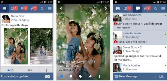 Facebook Lite Launched in India & Philippines - 2G Friendly Android App  2