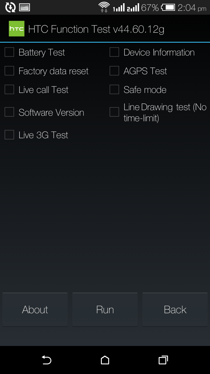 Secret Codes for Samsung, Nokia, hTC Mobile 5