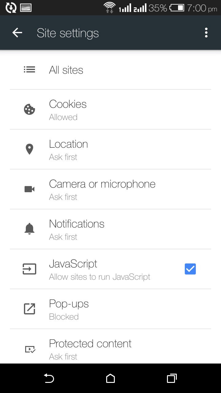 Slow Speed Chrome on Android- Speed up Chrome 5