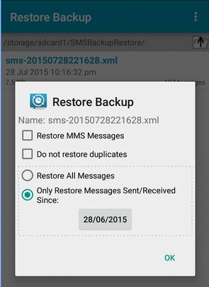 How to Backup, Transfer & Restore Text Messages (SMS) on Android 4
