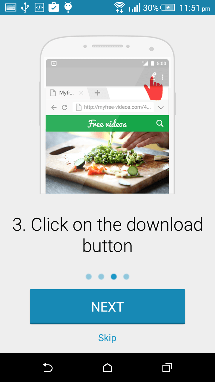 AVD Download Video Downloader App