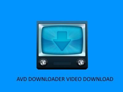AVD Download Video Downloader