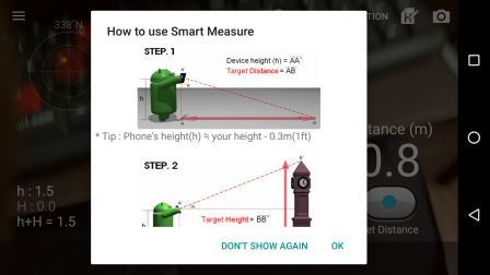 Smart Measure Android App