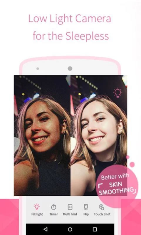 Bestie Camera Application for Android