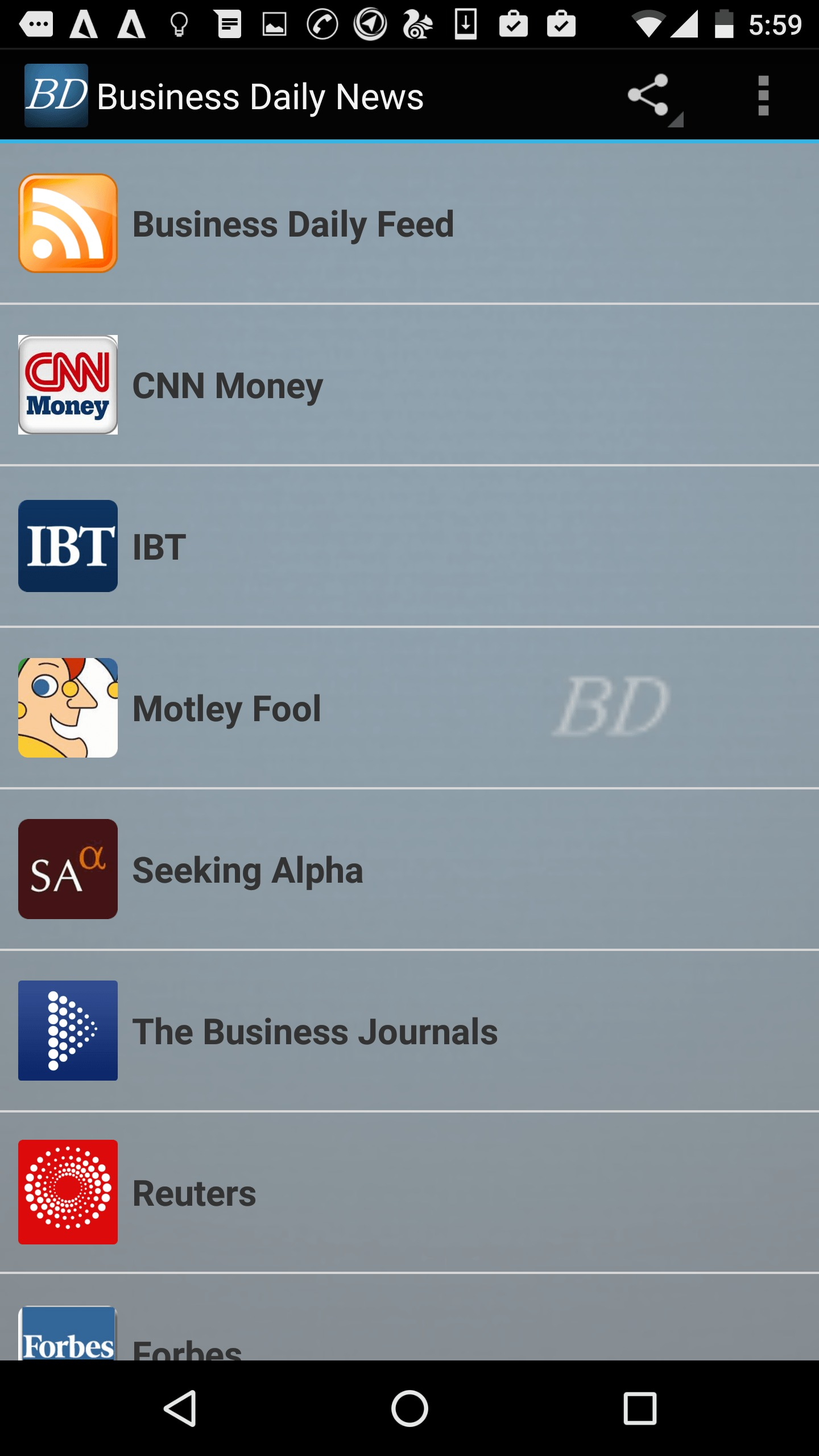 Business Insider - Best Business news app