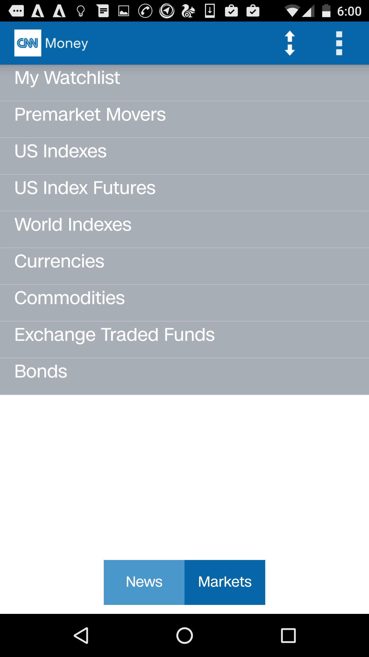 Cnn money - best business app