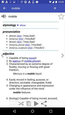 English Dictionary - Offline App
