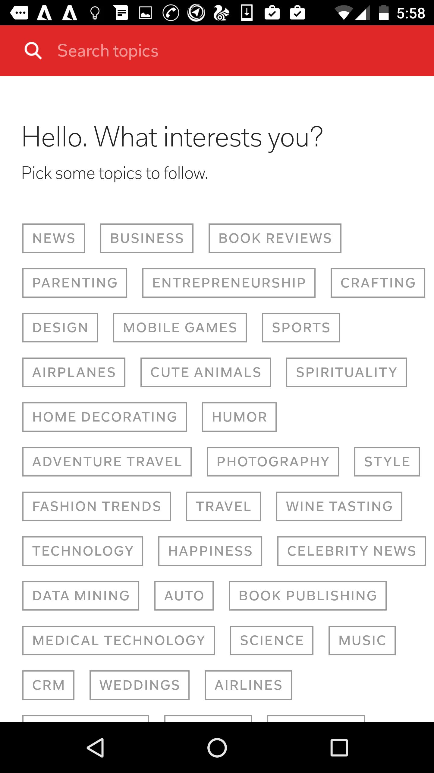Flipboard - best business news app