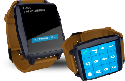 Intex iRist Pro Smartwatch at Rs 4999 via Flipkart