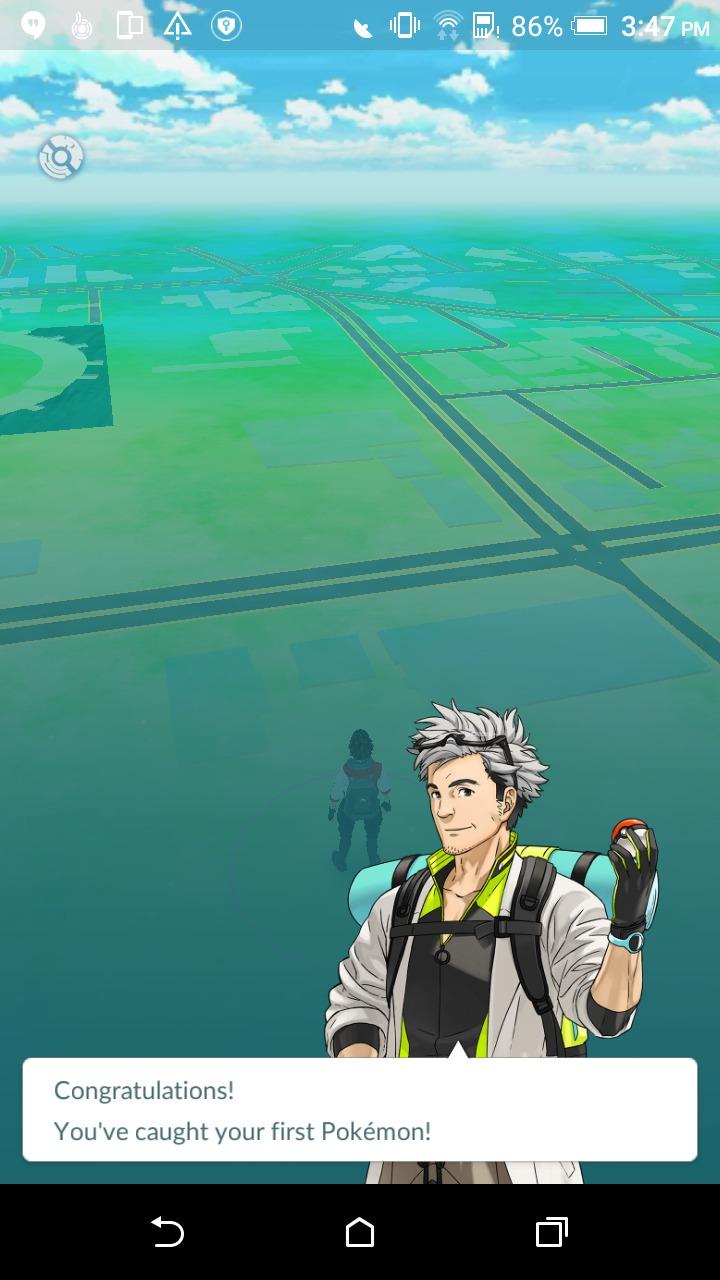 Go pokemon apk app download