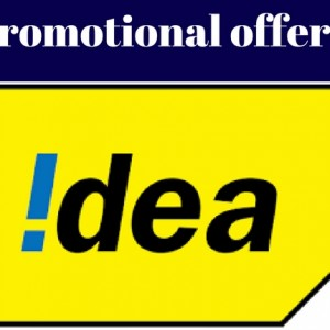 IDEA PROMOTIONAL OFFER