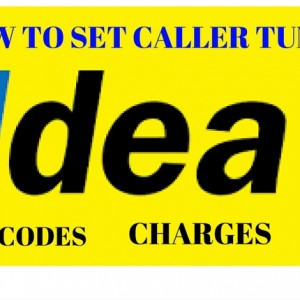 Idea –caller tune ,ussd, charges