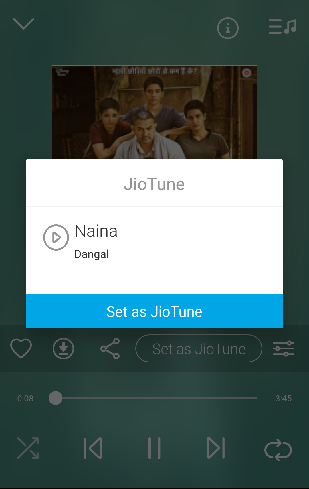 Set Jio caller tune for free - Jio tune - Jio Music - Free